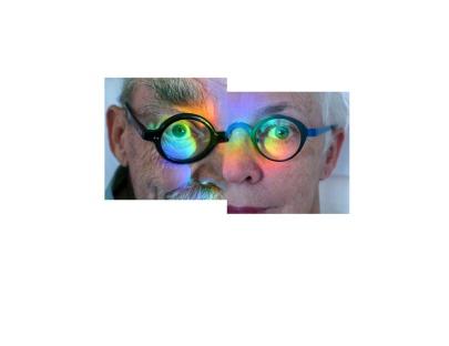 harold frances rainbow eye